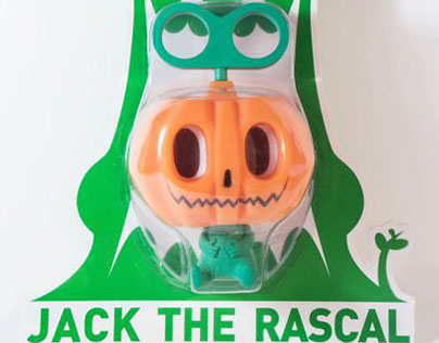 vinly toy jack the rascal