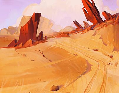 Desert #1