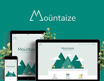Moüntaize - Personal Site