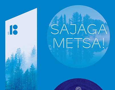 Poster for Kotkajärve Metsaülikool