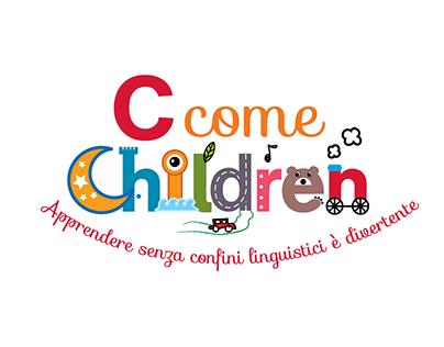 C come Children - image and campaign