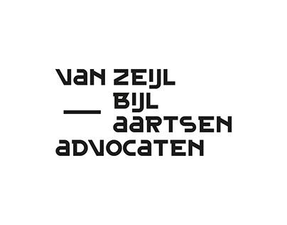 Visual Identity Van Zeijl Bijl Aartsen Advocaten