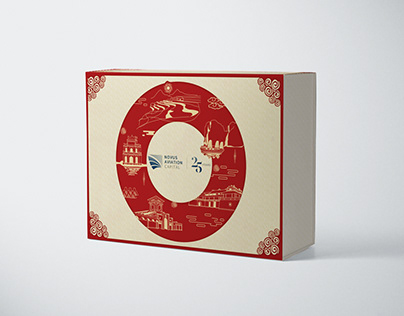 Vietnamese tradition Giftbox