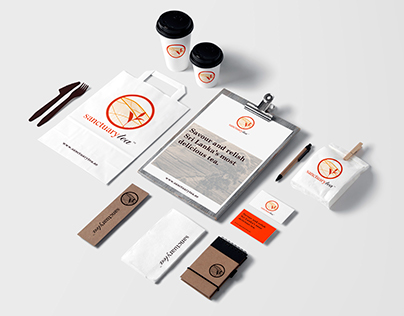 Select Branding Projects and Publications