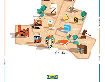 Beyond four walls - IKEA