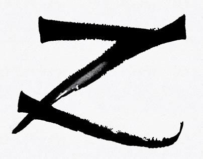 EDIUNC. Zama calligraphy