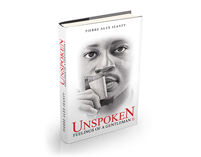 Book Jacket - Pierre Alex Jeanty - Unspoken