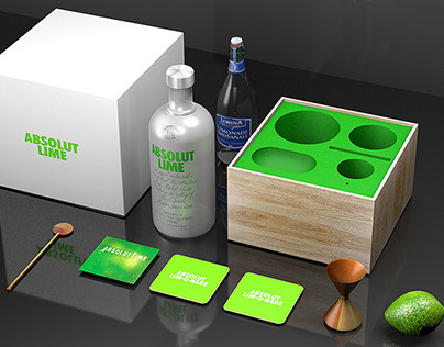 Packaging Absolut