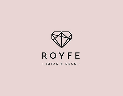 Royfe - Diseño de marca