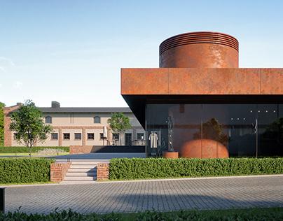 ESA.CØ.Unit | [PL] | arch by Pracownia Architektury P3