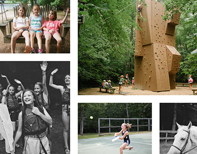 Camp DeSoto Website Redesign