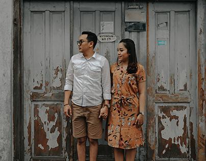 Prewedding - Yogyakarta