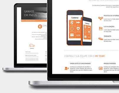 Redesign de site