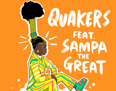 Quakers feat. Sampa The Great Music video