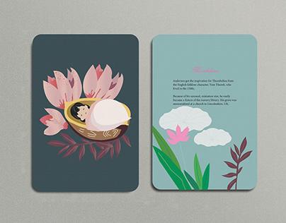 Playing Cards - Design &Illustration