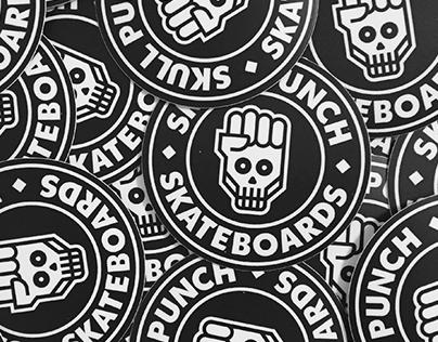 Skull Punch Skateboards