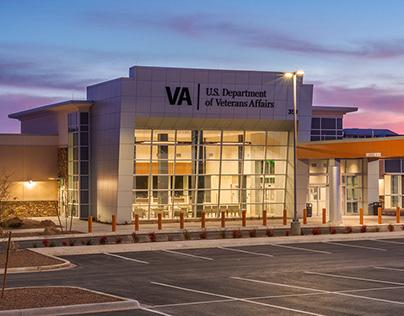 Photographing VA Health Clinic El Paso TX