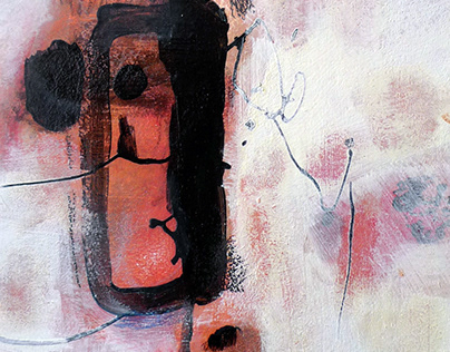 Abstract Art Paintings by Yu Polch