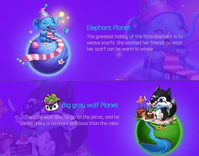 三消游戏《幸运糖果屋》项目整理
