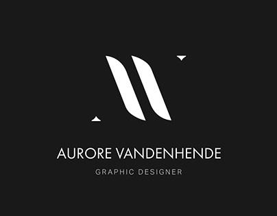 Aurore Vandenhende - branding