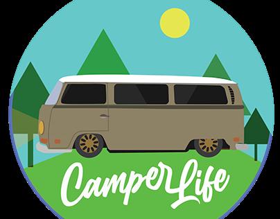Camper life.