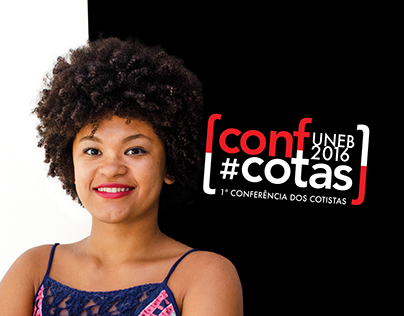 #CONFCOTAS - Conferência dos Estudantes Cotistas UNEB