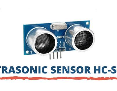 ULTRASONIC SENSOR HC-SR04   CHAWLA ELECTRONIC