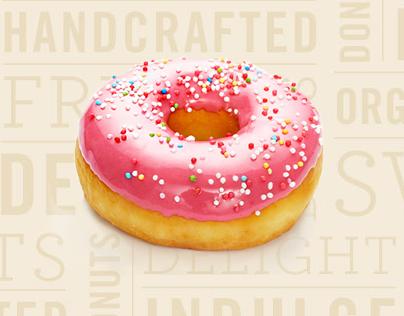 Пышка Доната (donut)