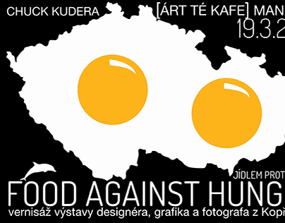 FOOD AGAINST HUNGER  - exhibition of photography