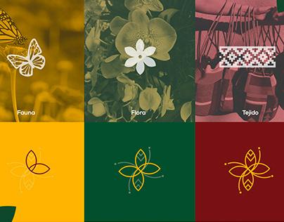 Brand Development & Identity - Colombian Store