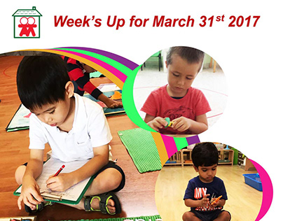 E- Book - Week's Up March 31