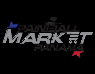 Logo para Marca de Paintball