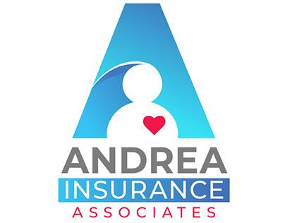 Logo de Andrea Insurance Agencia de Seguros en USA