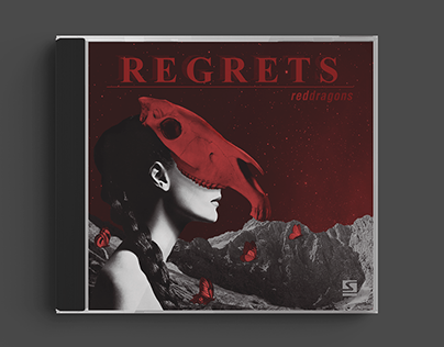 CD Cover - Regrets reddragons