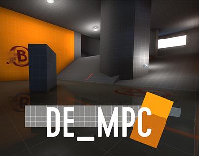 de_MPC - Competitive Level Design