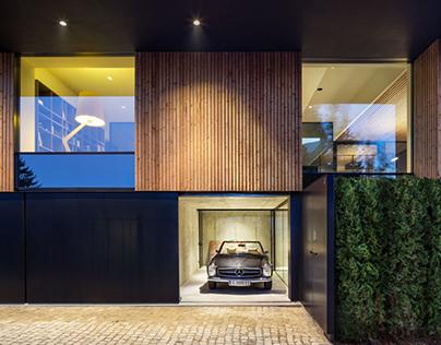 PagodaHouse architecture by I/O Architects