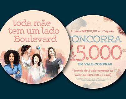 Boulevard Shopping Bauru | Campanha: Dia das Mães.