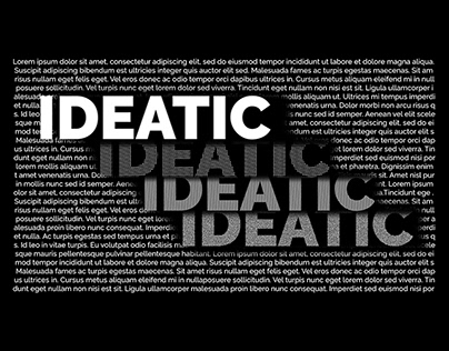 IDEATIC - Social Media Creatives
