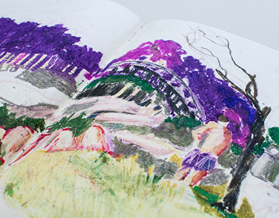 Summer 2   sketchbook