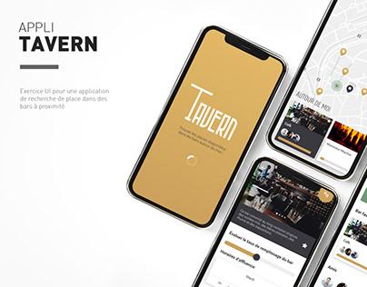 Exercice UI Tavern