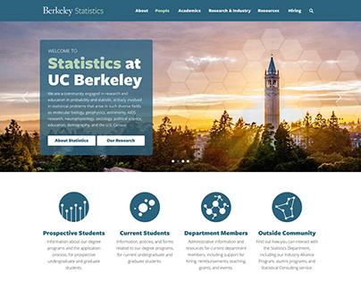 UC Berkeley Department of Statistics