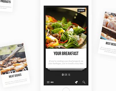 ChefMates. Сulinary guide