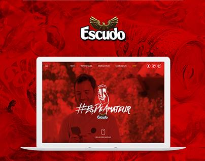 Escudo - Web #EsDeAmateur