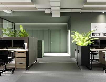 «A» office