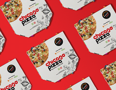 Pizza Package Design