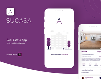 Sucasa - Real Estate App (iOS)