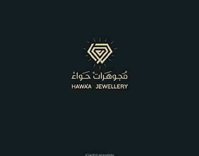 شعار مجوهرات حواء