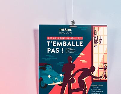 Théâtre Les Baladins