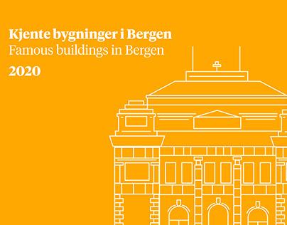 Bergen's most famous buildings