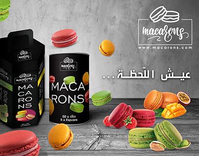 Macarons package